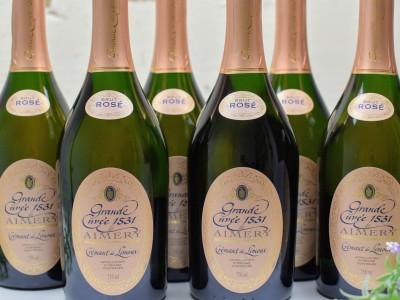 6er-Sparpaket Crémant de Limoux Rosé - Grande Cuvée de Aimery 1531 Brut