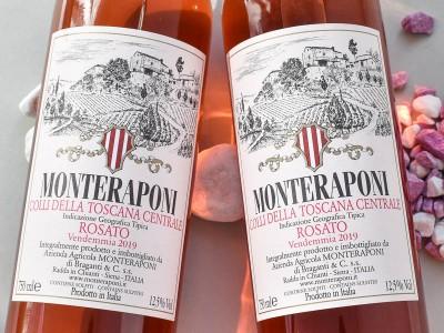 Monteraponi - Rosato 2019 Toscana Centrale