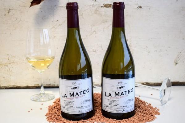Tempranillo Blanco 2016 La Mateo (Rioja)