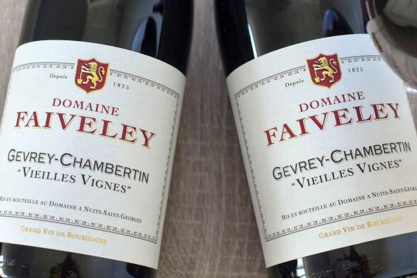 Faiveley - Gevrey-Chambertin 2017 Vieilles Vignes