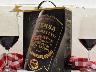 Primitivo 2018 Bio (3,0 Liter Bag in Box)
