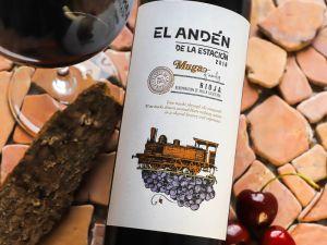 Bodegas Muga - Rioja Crianza 2018 El Andén de la Estación