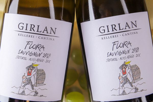 Kellerei Girlan - Sauvignon Blanc 2018 Flora