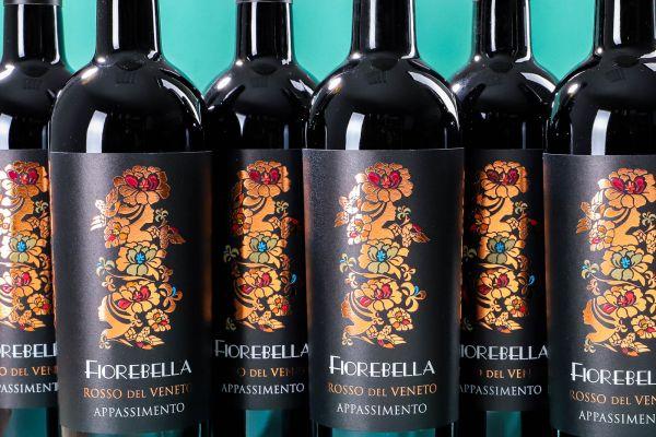 Orion Wines - 6er-Sparpaket Fiorebella 2018 Appassimento
