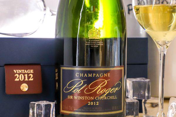 Pol Roger - Champagner 2012 Winston Churchill Brut