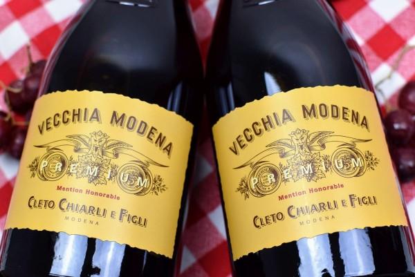 Cleto Chiarli - Lambrusco di Sorbara 2019 Vecchia Modena Secco
