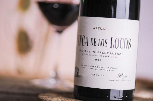 Artuke - Rioja 2018 Finca de los Locos