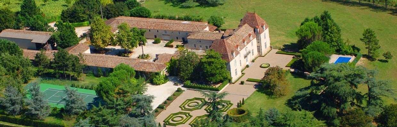 Château Pierrail Anwesen