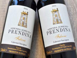 Prendina - Cabernet Sauvignon 2016 Falcone