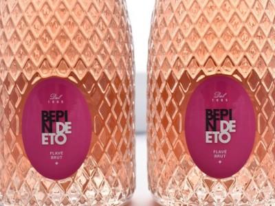 Bepin de Eto - Spumante Rosato Flavé 2019 Brut