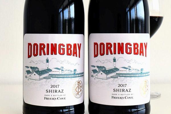 Fryer's Cove - Shiraz 2017 Doringbay