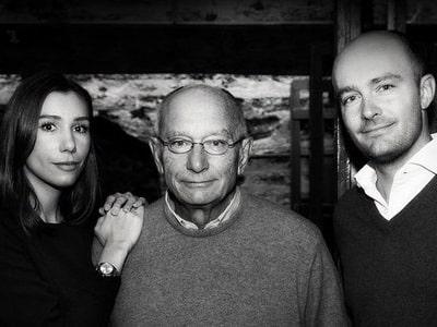 Eve, François und Erwan Faiveley