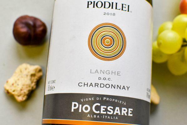 Pio Cesare - Chardonnay 2018 Piodilei