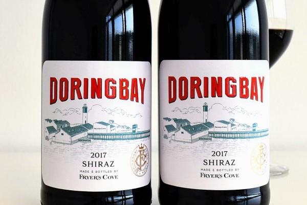 Shiraz 2017 Doringbay