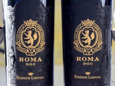 Roma Rosso 2015 Edizione Limitata