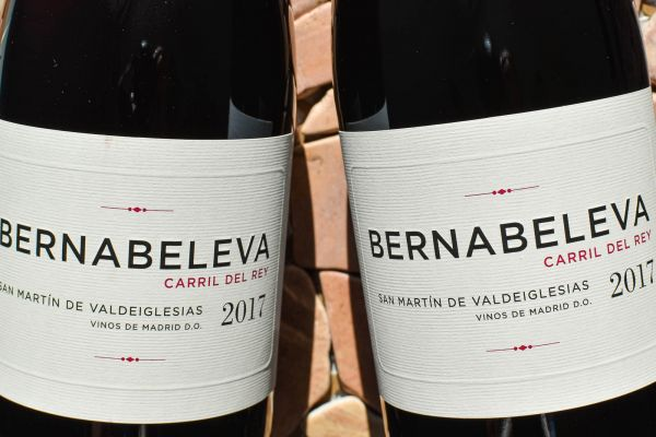 Bernabeleva - Garnacha 2017 Carril del Rey