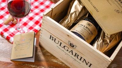 Bulgarini Amarone in Holzkiste