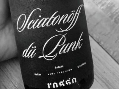 Domaine Molotow - Sciatonöff dü Punk - red blend