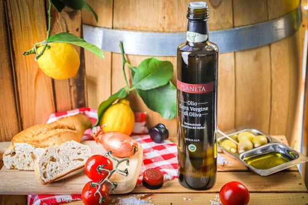 Planeta - Olivenöl Extra Vergine 2020 Nocellara