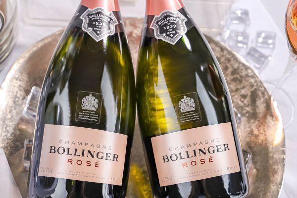 Bollinger - Champagner Rosé Brut