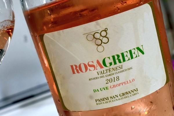 Gropello 2019 Rosagreen Bio