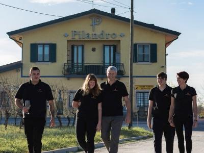 Das Team von Pilandro