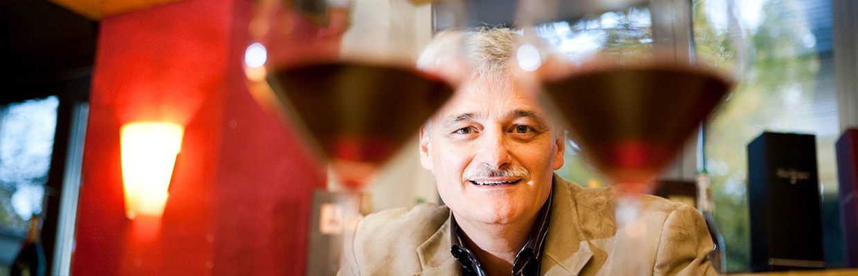 Frank Roeder MW - Master of Wine