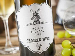 Groszer Wein - Müller Thurgau 2020