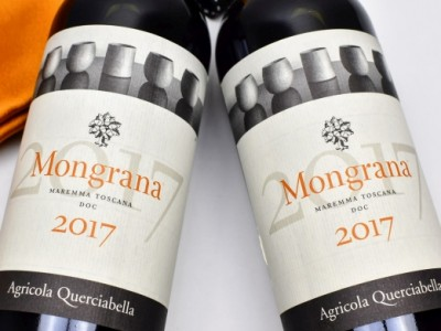 Maremma Toscana 2017 Mongrana Bio