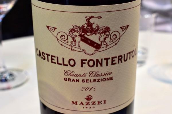 Castello Fonterutoli 2015 Chianti Classico Gran Selezione