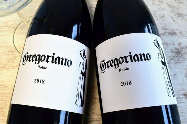 Bodega Picos - Garnacha 2018 Gregoriano Roble