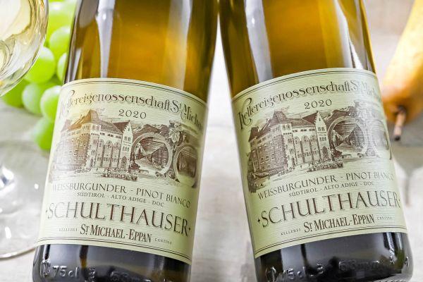 St. Michael-Eppan - Weißburgunder 2020 Schulthauser