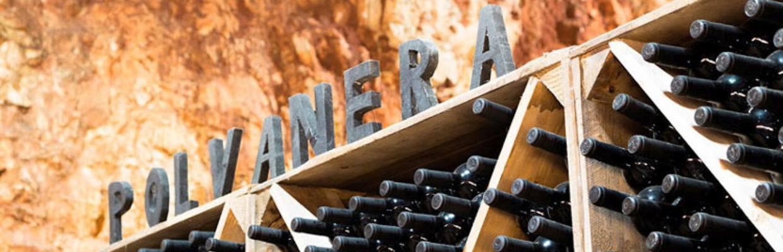 Primitivo Wein bei Polvanera in Apulien