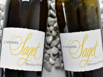 Le Domaine Saget - Pouilly-Fumé 2018 Saget