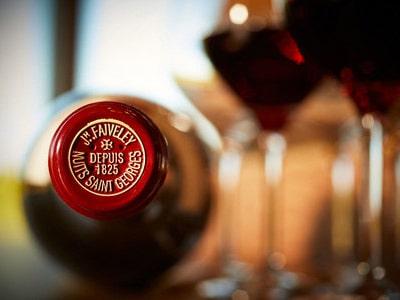 Familie Faiveley Weinbau seit 1825