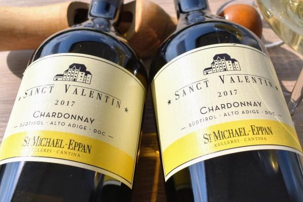 Chardonnay 2017 Sanct Valentin