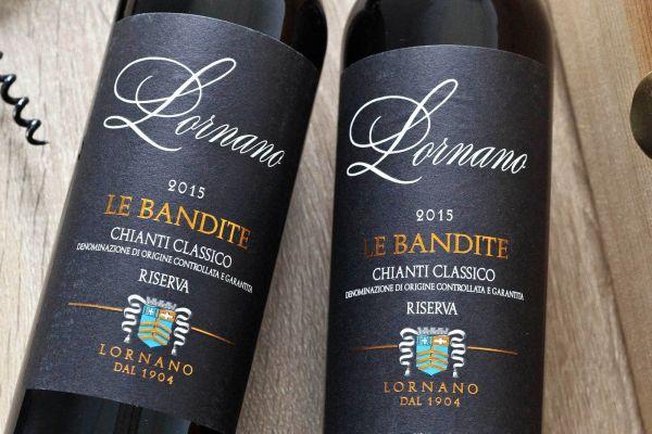 Lornano - Chianti Classico Riserva 2015 Le Bandite