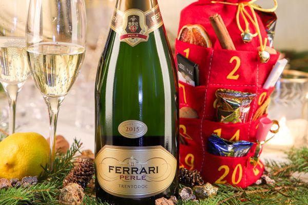 Ferrari - Adventskalender Perlé 2015 Brut