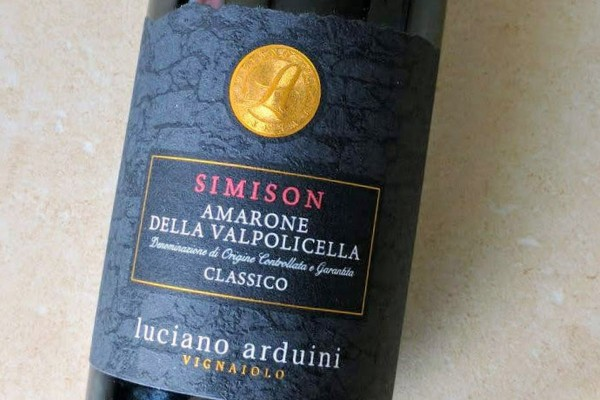 Amarone Classico 2013 Simison