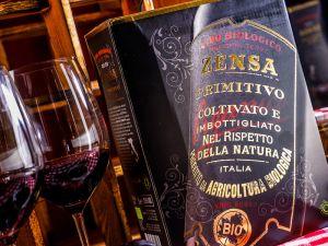 Zensa - Primitivo 2020 Bio Bag-in-Box (3,0 Liter)