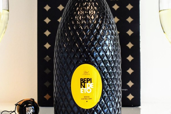 Bepin de Eto - Prosecco spumante Valdobbiadene DOCG 2019 Extra Dry