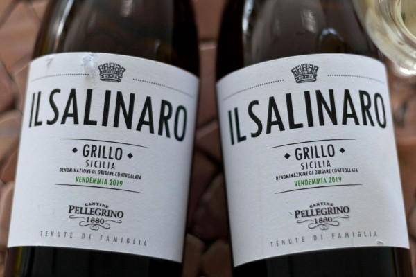 Pellegrino - Grillo 2019 Salinaro
