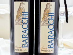 Baracchi - Syrah Cortona 2017 Smeriglio