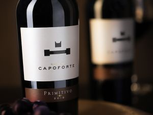 Capoforte - Primitivo Salento 2018