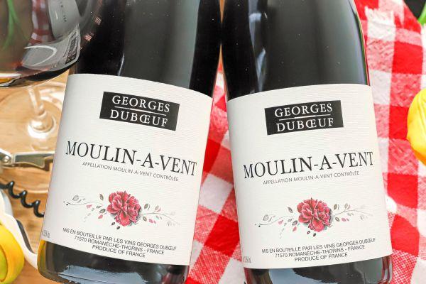 Georges Duboeuf -  Moulin à Vent 2019
