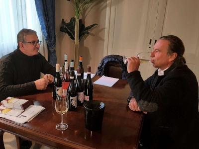 Massimo von Feliciana und Michael Liebert