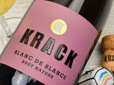 Krack Blanc de Blancs 2017 Brut Nature
