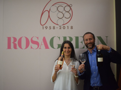 Sara und Paolo Pasini