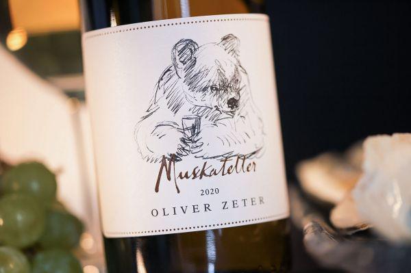 Oliver Zeter - Muskateller 2020