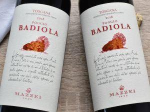 Fonterutoli - Poggio Badiola 2018